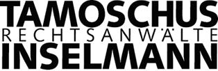 Tamoschus/Inselmann Rechtsanwälte - Logo